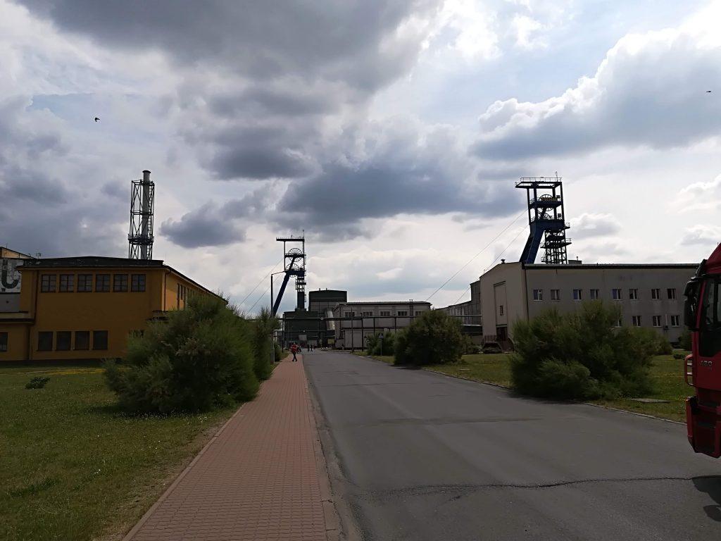 kopalnia bezpiecznym miejscem